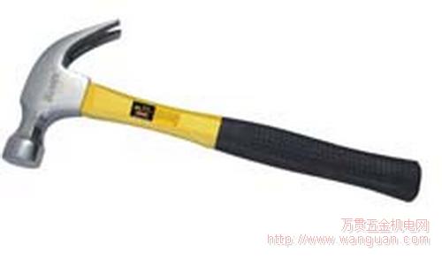 雷威纤维柄羊角锤 0.25kg-0.5kg 敲击类工具