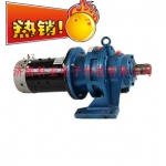 36V 3KW摆线针轮减速电机