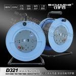 卷线盘拖线盘D321 移动电缆盘