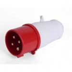 成都供应耦合器,防水插头,4芯125A,IP67价格实惠
