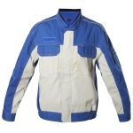 麦工装 北京定做春季新款长袖男女工装工作服套装 FC1201