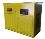35KW汽油发电机组静音水冷自贡