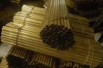 H63毛细黄铜管 薄壁黄铜管