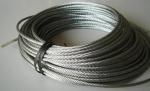 310S耐高温不锈钢钢丝绳,耐腐蚀不锈钢钢丝绳