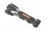 厂家供应 钢盾SHEF 变形金刚超亮LED手电筒S03000