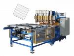 全自动丝网排焊机,龙门式排焊机,龙门排焊机,网格焊机