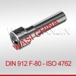 A4-80内六角圆柱头螺栓DIN912