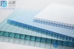 温室大棚雨棚采光顶阳关板中空板PC板