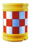 PXR-FZT1防撞桶 塑料防撞桶 交通护栏水马5.0KG