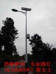 湖南常德津市农村太阳能路灯安装农村太阳能路灯供应厂家