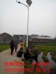 湖南永州太阳能路灯定做锂电太阳能路灯批发价格