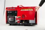 7KW开架式柴油发电机TO7900ET