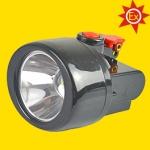 头盔安全帽灯,充电式强光工作照明灯,冷光源防爆头灯