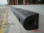 深圳橡胶码头防撞护舷 墙面保护防撞块 平台防撞垫 耐撞耐磨