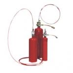 探火管自动灭火装置、陕西电厂、石化系统专用灭火