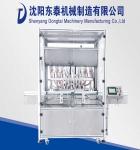 东泰机械酱料灌装机 效率高 精度准 还可专门定制开发
