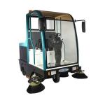 物业保洁电动扫地车,依晨驾驶式工业扫地车YZ-JS2100